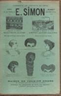 Publicité/Commerce De Cheveux En Gros/SIMON/Mennecy/Seine & Oise/Didot-Bottin/1905     PARF82 - Parfums & Beauté