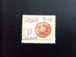 SOUDAN RÉPUBLIQUE SUDAN 1962 TABBAQUE  Yvert Nº 146 º FU - Sudan (1954-...)