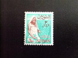 SOUDAN RÉPUBLIQUE SUDAN 1962 RÉCOLTE Du COTON Yvert Nº 148 º FU - Sudan (1954-...)