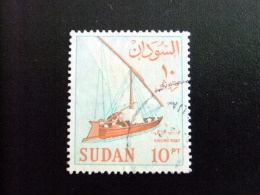 SOUDAN RÉPUBLIQUE SUDAN 1962 BARQUE De PÊCHE Yvert Nº 154 º FU - Sudan (1954-...)