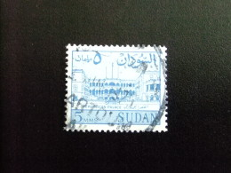 SOUDAN RÉPUBLIQUE SUDAN 1962 PALAIS De La RÉPUBLIQUE Yvert Nº 144 A º FU - Sudan (1954-...)