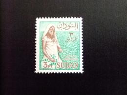 SOUDAN RÉPUBLIQUE SUDAN 1962 RECOLTE Du COTON Yvert Nº 148 A º FU - Sudan (1954-...)
