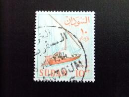 SOUDAN RÉPUBLIQUE SUDAN 1962 BARQUE De PÊCHE Yvert Nº 154 A º FU - Sudan (1954-...)