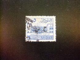 SOUDAN RÉPUBLIQUE SUDAN 1962 TIMBRES De SERVICE Yvert Nº 101 º FU - Sudan (1954-...)