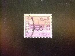 SOUDAN RÉPUBLIQUE SUDAN 1962 TIMBRES De SERVICE Yvert Nº 104 º FU - Sudan (1954-...)