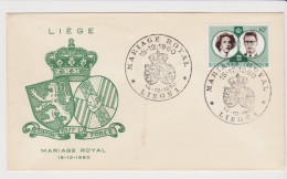 (A) Belgium 1960 Liege - Bélgica