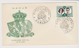 (A) Belgium 1960 Namur - Unclassified