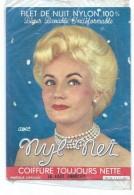 Emballage De Filet De Nuit/Cheveux /NYL NET/ Coiffure Toujours Nette /Le Filet Français /Vers 1950    PARF79 - Parfums & Beauté