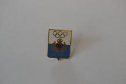 Repubblica Di San Marino - Olimpiadi (anni ´70) - Pin's