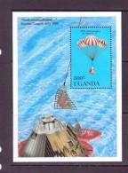 OUGANDA-UGANDA  1989 ESPACE  YVERT N°B97  NEUF MNH** - Space
