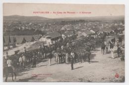 25 DOUBS - PONTARLIER Au Camp Des Pareuses, L'abreuvoir - Pontarlier