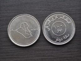 Iraq Coin 100 Dinars . 2004, Km177 , UNC , 1PCS, Middle East - Iraq