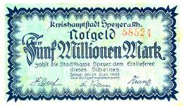 ALLEMAGNE 2 MILLIONEN  MARK 1923. - 2 Millionen Mark