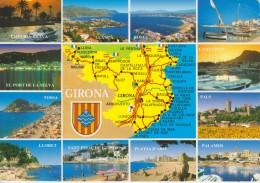 (1267) GIRONA. COSTA BRAVA - Gerona