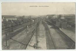 16 ANGOULEME  - Gare Paris Orléans           Fb84 - Angouleme