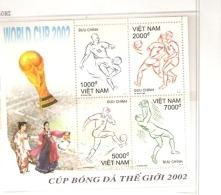 KOREA AND JAPAN 2002 FIFA WORLD CUP VIET NAM - Coupe Du Monde