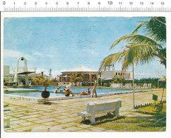 Dahomey - Cotonou - Piscine Du Motel Du Port (carte Usagée) / 68/23 - Dahomey