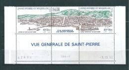 Timbres De St Pierre Et Miquelon  Coins Daté Du N°530A   3/10/90  Neufs ** Parfait - Usados