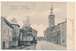 BOLCHEN , BOULAY - Rue De L'Eglise - Boulay Moselle