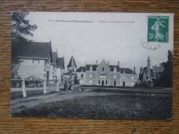 85 - Saint Vincent Puymaufrais : Château De La Roche-Louherie - Saint Florent Des Bois