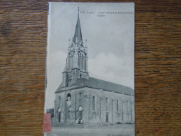 85 - Saint Martin Des Noyers : L' Eglise - Saint Florent Des Bois