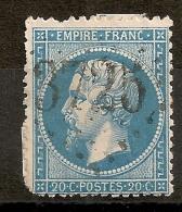 GC 3725 ST LOUIS Haut Rhin. - 1862 Napoleon III