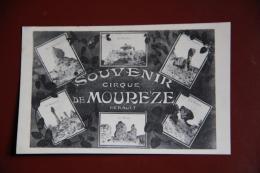Souvenir Du Cirque De MOUREZE - France