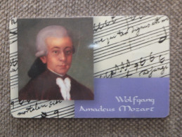 Germany, Deutschland, SPD & PD Serie, 3 Telefonkarten, 3 Phonecards, Mozart, Bach, Wagner, Used - Musik