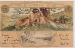 Illustrator - Hegedus Geiger - Art Nouveau - Mai - Altre Illustrazioni