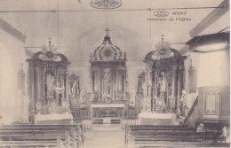 Opont - Intérieur De L'Eglise - Paliseul