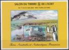 TAAF 2006 Yvert Bloc Feuillet 15 Neuf ** Cote (2015) 18.00 Euro Le Grand Albatros Au Nid - Blocs-feuillets