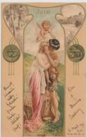 Kunstler Hegedus Geiger - Juin - Art Nouveau - Altre Illustrazioni