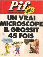 Pif Gadget N° 240 De Sept 1973 - Avec Rahan, Gai-Luron, Jungle En Folie, Léo, Horace, Loup Noir, Surplouf. Revue En BE - Pif & Hercule