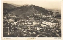POSTAL     MALAGA  -ESPAÑA  - VISTA PARCIAL  ( VUE PARTIELLE - PARTIAL VIEW ) - Málaga