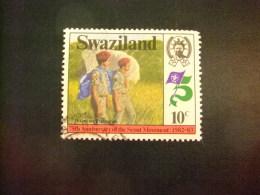 SWAZILAND 1982 SCOUTISME Yvert Nº 413 º FU - Swaziland (1968-...)