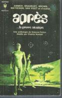 "MARABOUT SF / FANTASTIQUE  N°345 -   "" APRES... LA GUERRE ATOMIQUE ""  ASIMOV / BRADBURY / BROWN ... -  édition MARABOUT - Marabout SF"