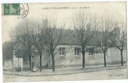 SAINT CYR LA RIVIERE  LA MAIRIE - Autres Communes
