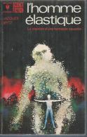 """MARABOUT SF / FANTASTIQUE  N°483 -   """" L'HOMME ELASTIQUE """"  JACQUES SPITZ -  édition MARABOUT - Marabout SF"""