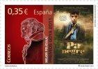 España 2011 Edifil 4649 Sello ** Cine Español Pa Negre Mejor Pelicula Premios Goya Spain Stamps Espagne Timbre Briefmark - 1931-Aujourd'hui: II. République - ....Juan Carlos I