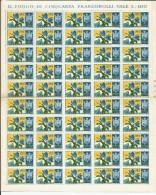 504**-505** 1953  2 Vellen Van 50 Zegels/2 Feuilles De 50 Timbres -aan Spotprijs/trés Bonne Affaire!!! - Nuevos