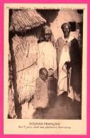 Soudan Français - Ko-Tyero Chef Des Pêcheurs Somonos - Missions D'Afrique - Sœurs Blanches Cardinal Lavigerie - Animée - Sudan