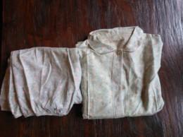 Pijama Met Lange Pijpen, Vintage - Vintage Clothes & Linen