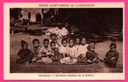 Sœurs Saint Joseph De L'Apparition - Mandalay - Quelques Enfants De La Crèche - HELIO AULARD - Cartes Postales