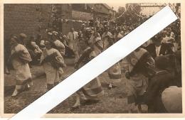 Oostham : Vredesstoet Na W.O.II --- Fotokaart - Ham