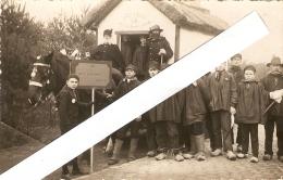 Oostham : Groep Uit De Vredesstoet Na W.O.II --- Fotokaart - Ham
