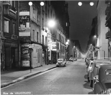 PARIS DES ANNEES 1960 TIRAGE D'EPOQUE  RUE DE VAUGIRARD PEUGEOT CITROEN RENAULT FIAT - Reproductions