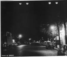 PARIS DES ANNEES 1960 TIRAGE D'EPOQUE AVENUE DE CHOISY  PEUGEOT CITROEN RENAULT AUTO ECOLE - Riproduzioni