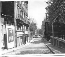 PARIS DES ANNEES 1960  RUE DU MOUILIN DES PRES PEUGEOT CITROEN RENAULT - Riproduzioni