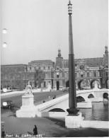 PARIS DES ANNEES 1960  PONT DU CAROUSEL B - Riproduzioni