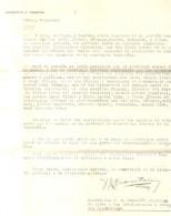 DIVERSOS DOCUMENTOS QUE DEMUESTRAN LA DEFENSA DE LOS INTERESES DE INTELECTUALES ESPAÑOLES PRESOS EN 1939 EN CAMPOS DE CO - Historische Dokumente